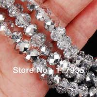 high quality rhinestone Crystal Loose Beads 5x8mm 350 pcs/lot   fashion jewelry beads jewelry making