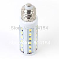 SMD5050 E27 7W 704LM 220v Warm white/white 44pcs LEDs LED corn light