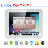"Android 4.1.1 Pipo Max M1 Dual Core 1GB/16GB 1.6GHz 9.7"" Bluetooth HDMI IPS 10-Point Capacitive Touch Screen 1024*768 Tablet PC"