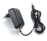 High quality new 1PCS  AC 100V-240V Converter Adapter DC 9V 1.5A Power Supply EU Plug DC 5.5mm x 2.1mm  1500mA Free shipping