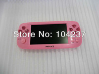 theNEW  handheld video game console with many games  pap-k2 4GB 4.3 inch screen 3 color   good quality  free shipping