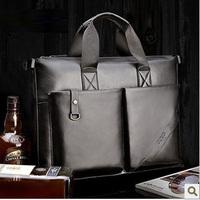 Hot sale!! Men  business handbag, shoulder bag,laptop bag,briefcase bag,free shipping
