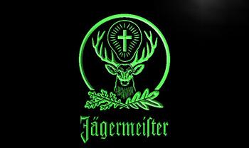 tm1537 Jagermeister Neon Light Sign