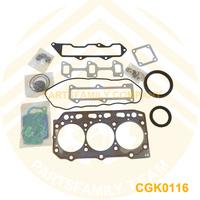 Engine Gasket Kit for 3TNV88 Diesel engine Mini-excavator,loader and Generator set