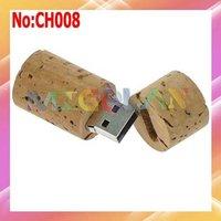 Free shipping Wholesale 1GB 2GB 4GB 8GB 16GB 32GB 64GB Wooden  usb flash drive with Original chip #CH008