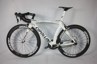 Complete bike Mcipollini rb1000 Carbon Road bicycle, M7, Size XXS/S/L. Free shipping by EMS