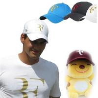 Free shipping (3pcs/lot)2013 newest Roger Federer RF Hybrid Hat/tennis racket hat/tennis racquet
