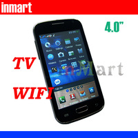 i9300 4.0 TV WIFI Dual SIM Quad Band Unlocked cell Phone with Russian language N9 i5 F8 items (( HK post=SG post/Swiss post))