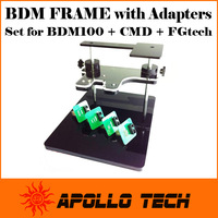 100% Original BDM FRAME with Adapters Set for BDM100 + CMD + FGTECH chip tuning tool made by hight quality Plexiglass