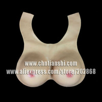 [SV-1] [C-cup] Invisible bra Silicone artificial breast realistic breast