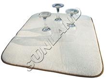 40cmx46cm Dish Drying Mat For Kitchen Microfiber Cushion Pad XL(China (Mainland))