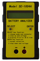 SE-1004A Battery Capacity Tester