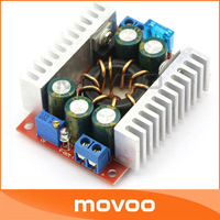 5pcs/lot Low-ripple 4-32V to 1.2-32V DC Buck Converter Module Voltage Regulated Car LED Lights Power Supplies 15A #090413