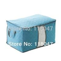 Bamboo box Quilt Bag clothes Storage organizer bag Storage Box storage Container storage cases