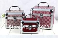 215*205*195mm Professionaol Portable Stylish Cosmetic Case, Makeup box Beauty Organizer, Jewelry cases