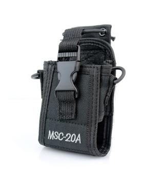 2pcs/lot  Case Holder for Kenwood/Yaesu/Motorola GP328+/344/328 on Duty Walkie talkie two way CB Ham Radio J0068A Fshow