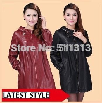 2014 Закрытый large Размер Длинный split leather sheepskin coats jackets