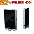 High Quality  New 5GHz HDMI Mini Wireless HD AV/PC/TV Transmitter & Receiver Kit with IR Remote Extender