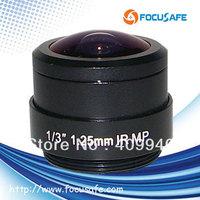 "Megapixel Fisheye Lens 1/3"" 1.25mm CS Mount Fish Eye Lens"