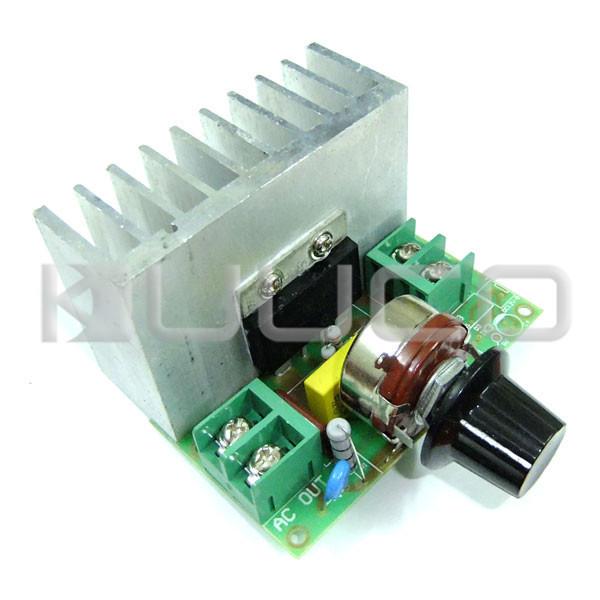 5 Pcs Lot Ac 110v Scr Ic Electronic Power Regulator Motor