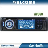 AV363 Car MP3 Player Support Forward and Backward