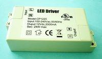 1 X MR16 MR11 3W 6W 9W 12W 14W 18W 20W LED DRIVER POWER SUPPLY Electronic transformer DC 12V 24W
