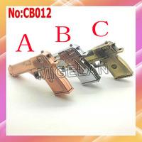 Free shipping Wholesale Gun shape usb flash drive 1GB 2GB 4GB 8GB 16GB 32GB 64GB gift usb flash memory #CB012