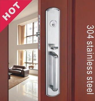 Stainless steel door lock/American standard outdoor lock Mechanical locks