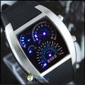 Diver LED Men  Digital Watch TVG Gift Blue Light Dot Matrix Unisex Watches  LED1067