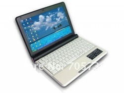 "NEW10.2"" Mini Notebook, Laptop Computer Intel Atom D2500 1.86Ghz, 2GB RAM, 500GB HDD, WiFi, Webcam, Window 7(Hong Kong)"