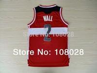 Washington #2 John Wall Jersey,Cheap Basketball Jersey,New Material Rev 30 Authentic Jersey,Basketball Shirt,Embroidery Logo