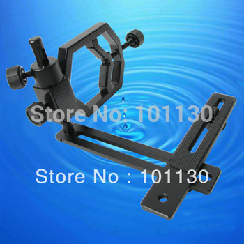 Metal Universal Stand Mount for Various Digital Camera Monocular Binoculars Telescope Universal Camera Mount