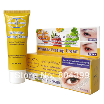 (Gift 5 pairs gold eye mask) AICHUN wrinkle erasing cream anti gaing,repair dryness,lacking spring,overwork,and UV damaged