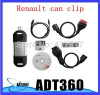 Professional Renault Car Diagnostic Scanner Renault Can Clip V140 Diagnostic Tester Intrface DHL Fast Shipping
