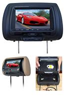 7 inch Car Head Rest DVD Player - IR, USB, SD, FM  Free shipping