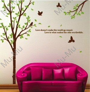 large wall decals quotes