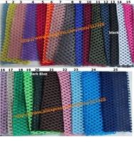 Sandwich mesh fabric  Air mesh 3D car seat office outdoor pad DIY manual cloth fabric MLYF001