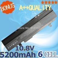 5200mAH Black Laptop battery For Asus Eee PC VX6 1011 1015 1015P 1015PE 1016 1215N 1215B A31-1015  A32-1015 AL31-1015 PL32-1015