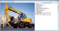 Komatsu Electronic parts catalogue 2014 (COMPLETE SET)  4DVDL