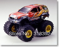 Tamiya 17015 1/32 Wild Mini 4WD Series No.15 Isuzu VehiCROSS Team GEOLANDAR Baja 1000 kit 1:32  plastic car free shipping hot