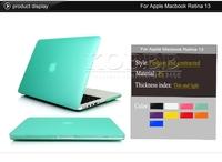 For Apple Macbook Pro Retina 13.3 Matte Rubberized Case,Durable PC Skin Shell Case Cover For Apple Macbook Pro Retina 13.3 1PCS