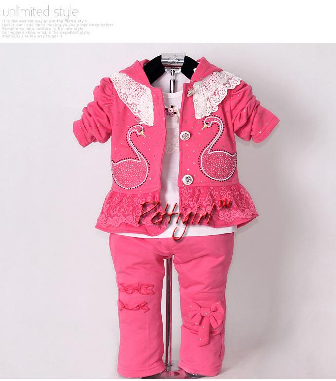 Комплект одежды для девочек 3 t clothescs30202/08 ^ PG CS30202-08