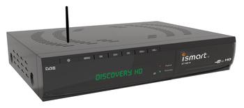 Ismart X7 HD + PVR FTA receptor de satélite y IPTV de nuevo diseño en ee.uu.
