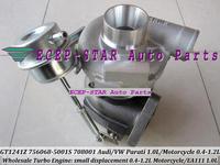 GT1241Z 756068-5001S 756068-0001 708001-0001 036145701 Turbocharger Fit For Audi/Volkswagen Parati 1.0L 16V/ Motorcycle 0.4-1.2L