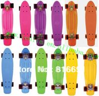 "DHL Free Shipping 22"" 2013 Penny  Skateboard  style min new PP skateboards longboard (1pcs)"