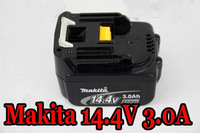 Free shipping !!! Makita 14.4v 3Ah BL1430 Li-Ion Power Tool Used Battery A+++++ powerful for cordless tool