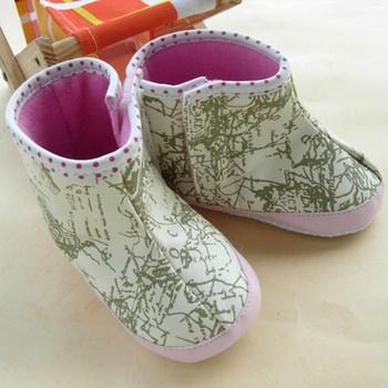 Free shipping 2014 winter fashion graffiti boy girls toddler shoes baby PU casual boots 12cm high quality  A108