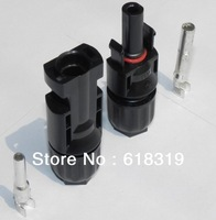 Free shipping by fedex or dhl 500 pairs high preformance,25 years guarantee TUV ,UL standard MC4 solar connector by Fedex or DHL
