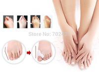 Hallux valgus pro foot Toe separator gel toe bunion shield Gel toe Stretchers orthopedic braces to correctivo big bone toe