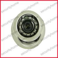 Mini 2.8mm Sony HAD CCD 600TVL 12IR Night Vision Dome waterproof CCTV Camera Outdoor